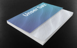 Cover Buch Unser Salz